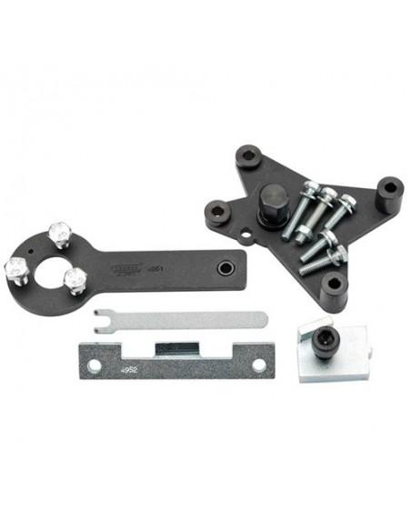 Kit calage chaine et courroie distribution moteur FIAT