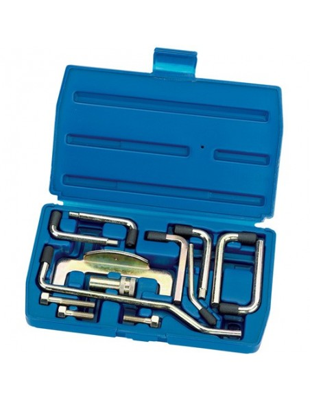Kit blocage distribution 13 pièces pour moteur Diesel et essence